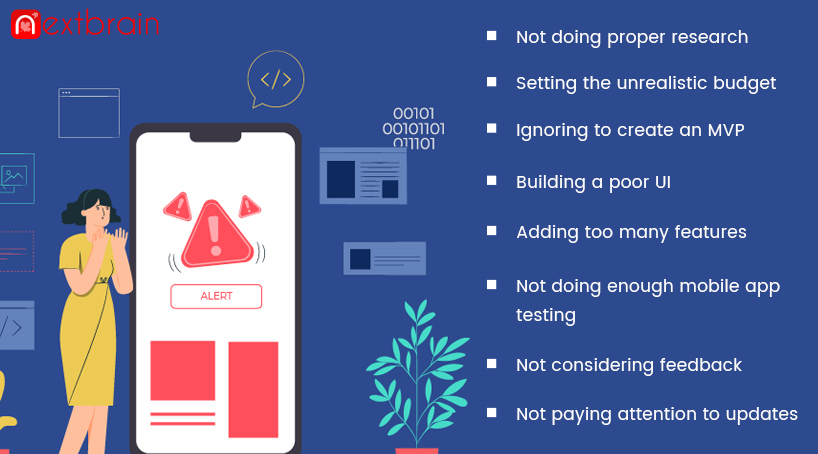 9 Common Mistakes to Avoid During Mobile App Development
