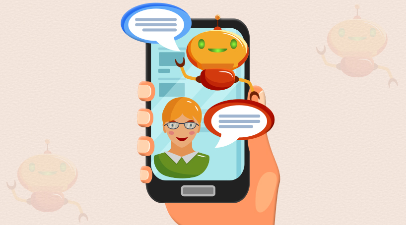 AI chat bot in Mobile app development