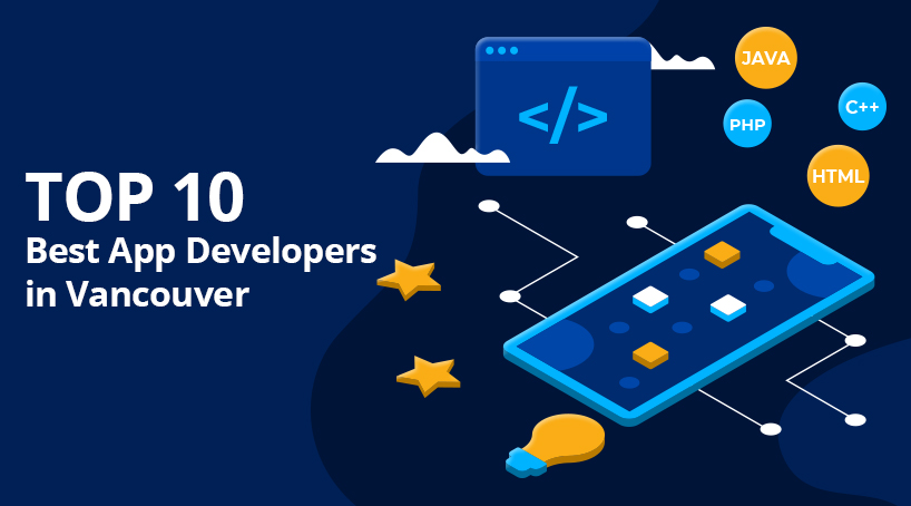 Top 10 best app developers in vancouver