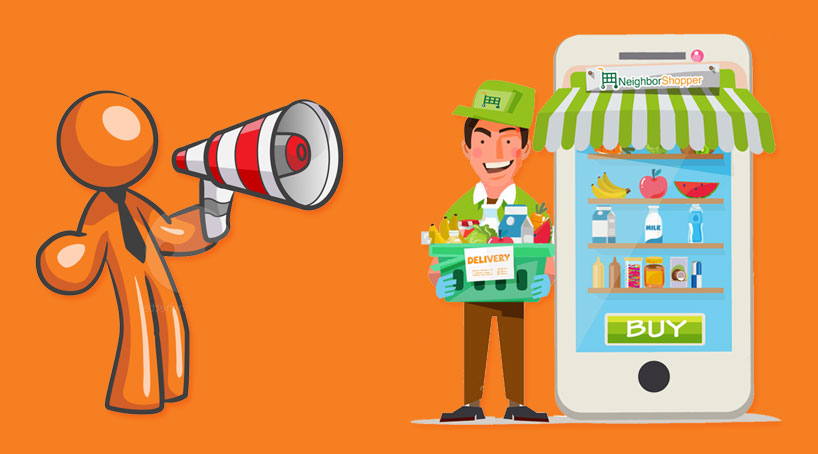 Digital Marketing Services for Grocery Store
