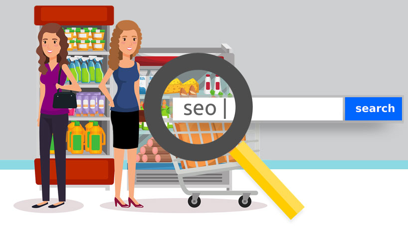 seo services for grocery store