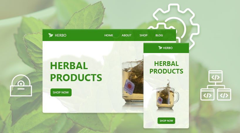 Software Development Services for Herbal Products