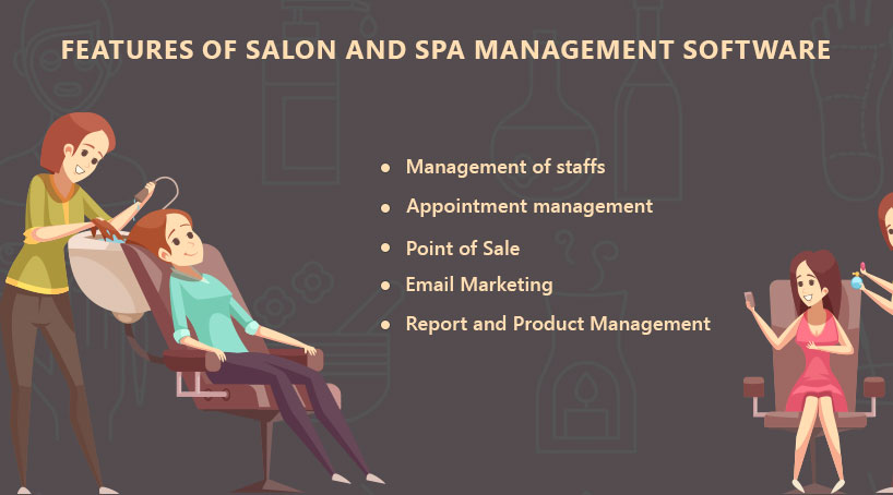 Features of Salon And Spa Management Software