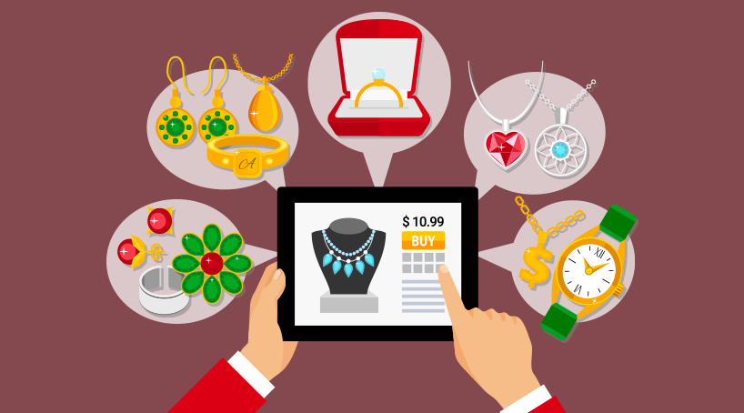 How Jewellery Mobile Apps Help Customers