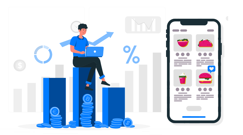 How Much Investment is Required to Create a Good Food Delivery App?