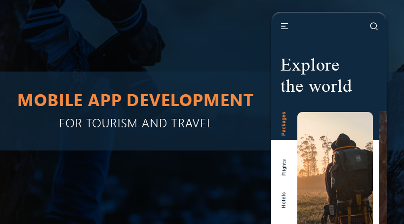 Mobile App Development For Tourism and Travel