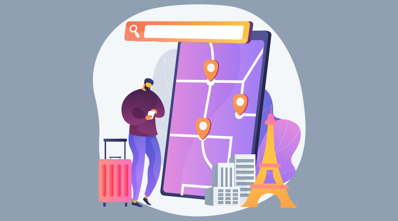 What Are The Functionalities of The Travel Apps?