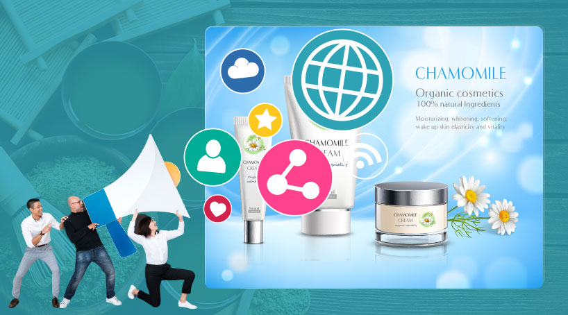 Digital Marketing Services For Herbal Products