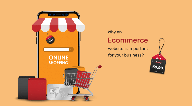 Top Reasons Why an eCommerce Website is Important for your Business
