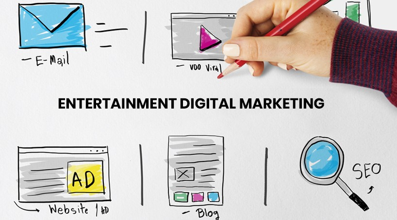 Digital Marketing Services for the Entertainment Industry